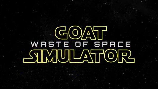 Goat Simulator: Waste of Space es la divertida nueva expansión del simulador de cabras