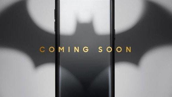 Batman contará con su propia línea de móviles gracias a Samsung