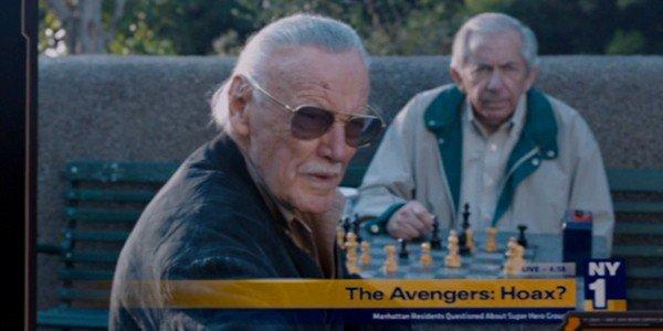 Deadpool: Stan Lee habla sobre su cameo