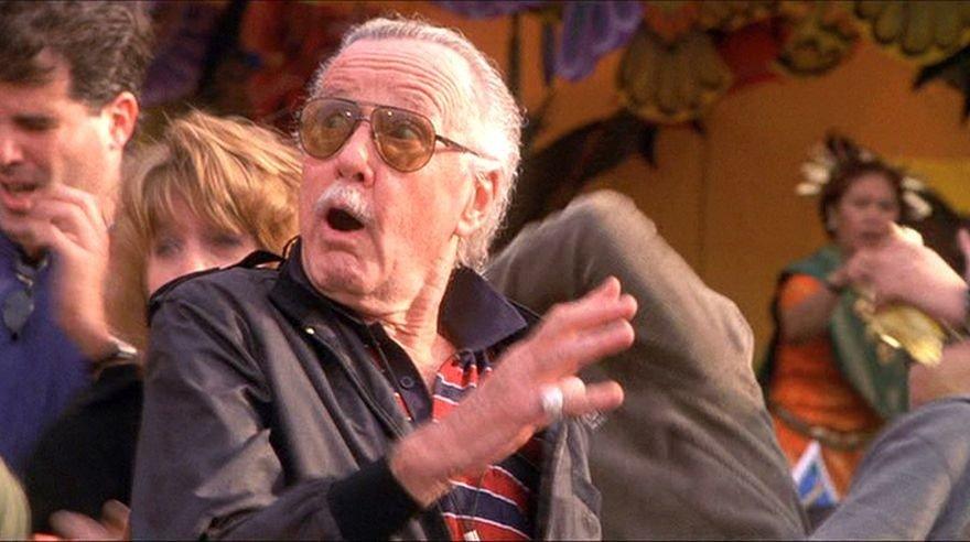 Stan Lee desvela su película de superhéroes favorita