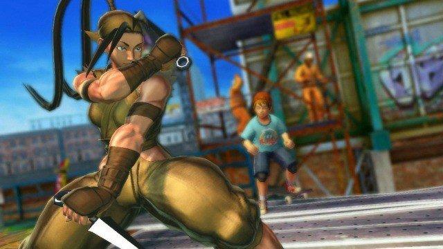La aprendiz de ninja Ibuki vuelve a Street Fighter 5