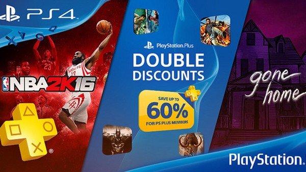 PlayStation Plus confirma sus títulos gratuitos para junio de 2016