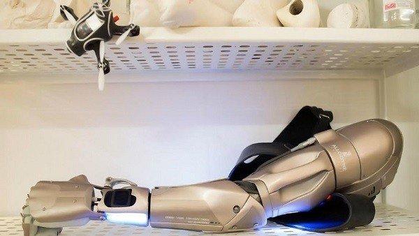 Metal Gear Solid 5: Crean una prótesis médica basada en el brazo biónico de Venom Snake