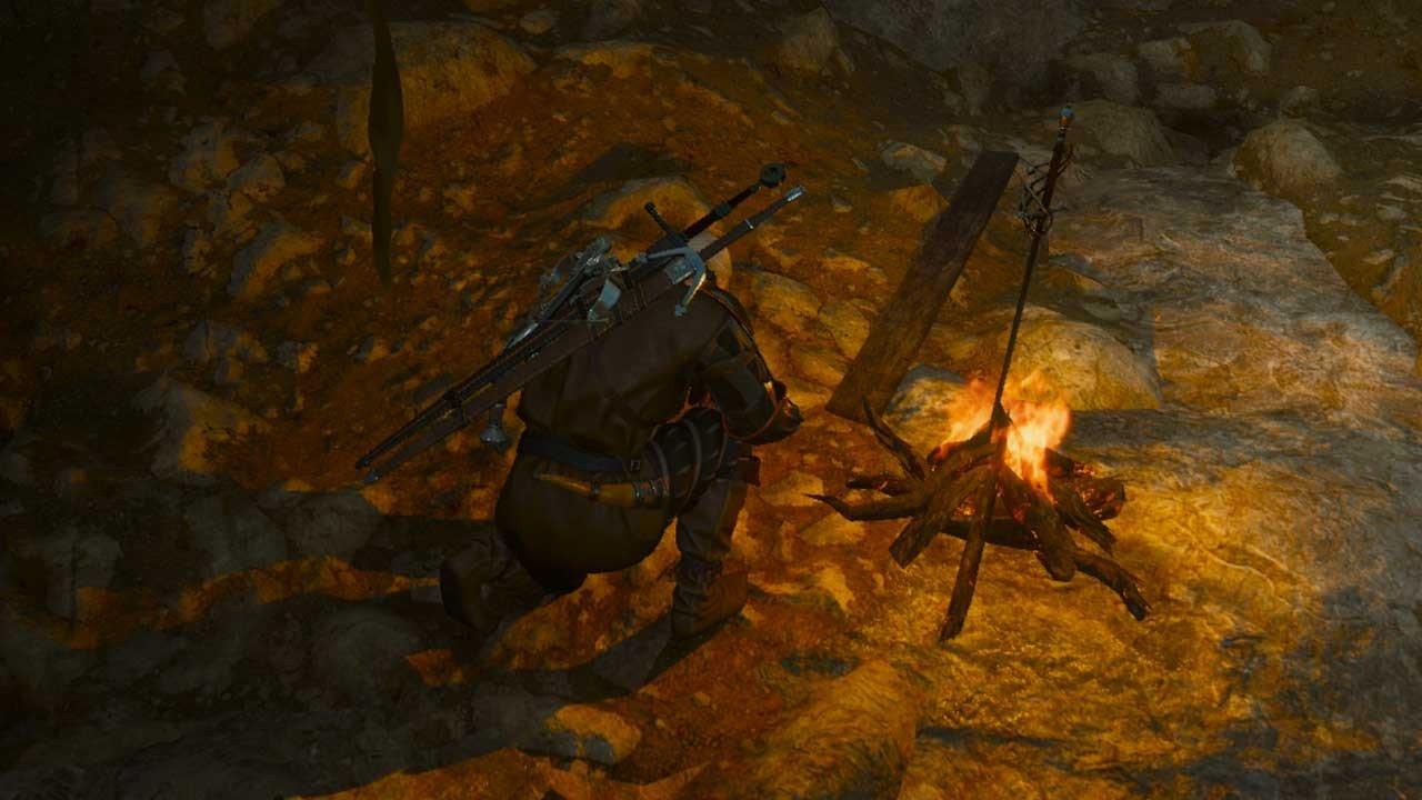 The Witcher 3: Blood & Wine tiene un easter egg de Dark Souls