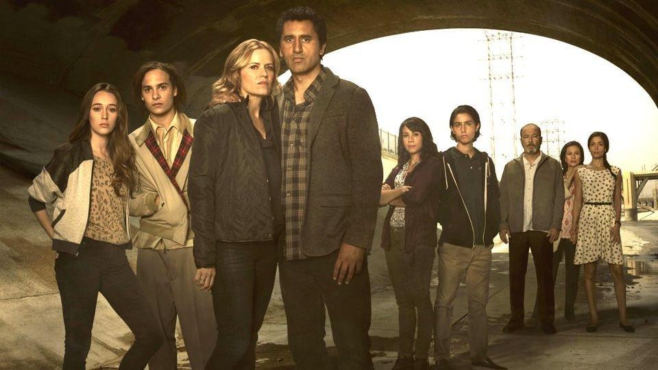 The Walking Dead y Fear The Walking Dead acercan sus líneas temporales