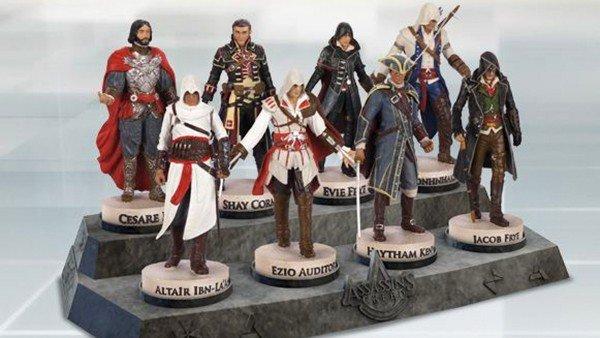 Assassin's Creed Collection no será un nuevo juego