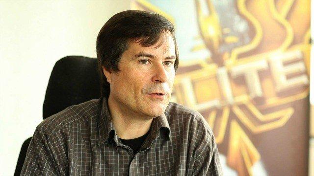 David Braben, Premio Leyenda en el Gamelab 2016