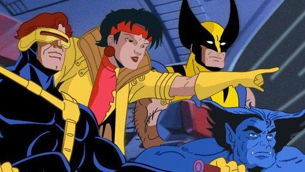 X-Men: Su tema original, al estilo Metal