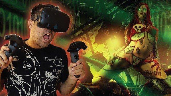 Jugón Virtual: El primer canal de YouTube dedicado exclusivamente a la realidad virtual
