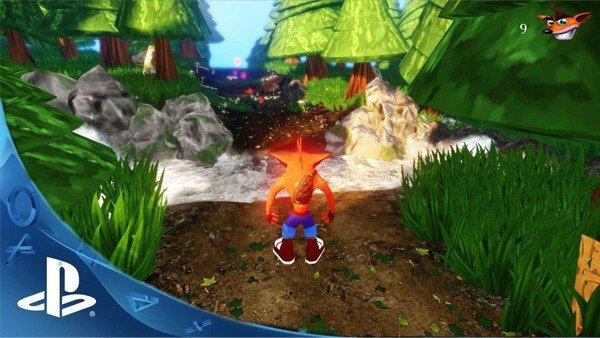 Crash Bandicoot para PlayStation 4 aparece listado en un comercio alemán