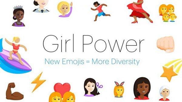 Facebook incorpora las versiones femeninas de sus emojis más populares
