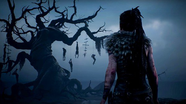 Hellblade: Senua's Sacrifice muestra su técnica de  combate en un nuevo vídeo