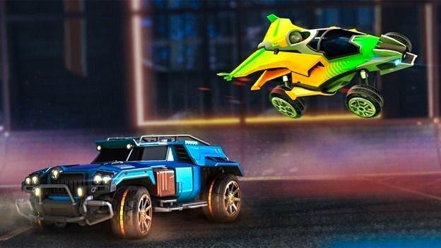Rocket League ofrece nuevos detalles de su versión de Switch