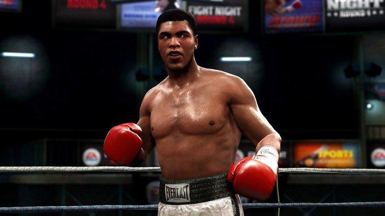 Muhammad Ali: Los videojuegos en los que pudimos jugar con él
