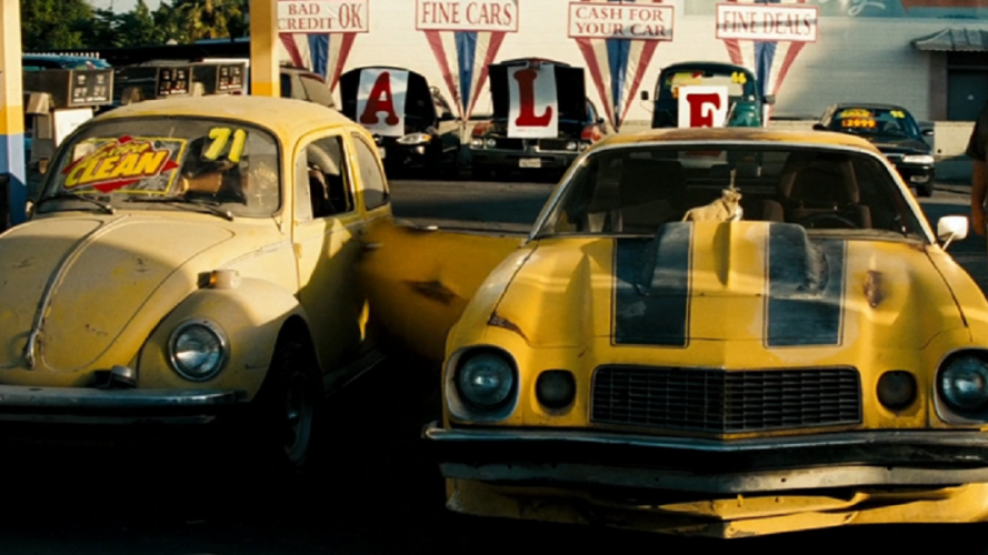 Transformers 5: Michael Bay desvela el nuevo aspecto de Bumblebee