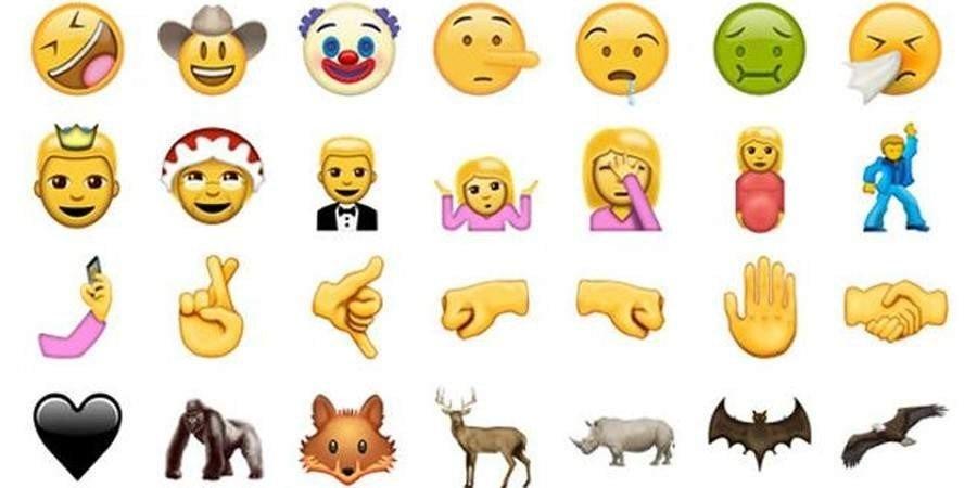 Whatsapp incluirá 72 nuevos emojis a partir del 21 de junio