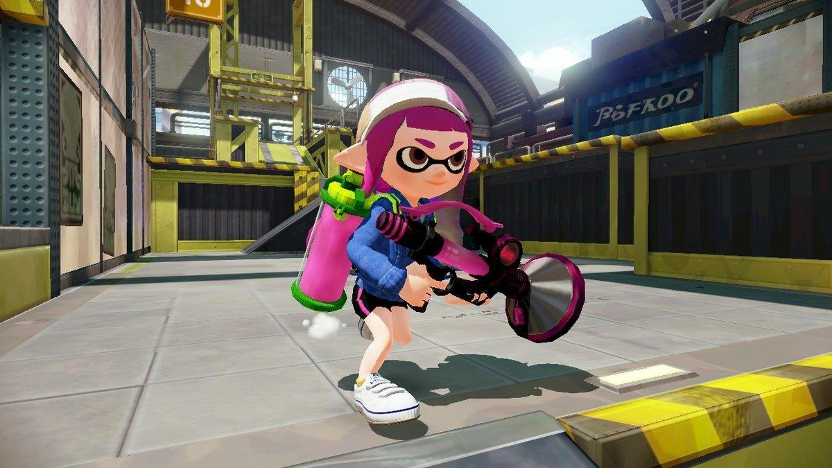 Splatoon podrá ser jugado durante la presentación de Nintendo Switch