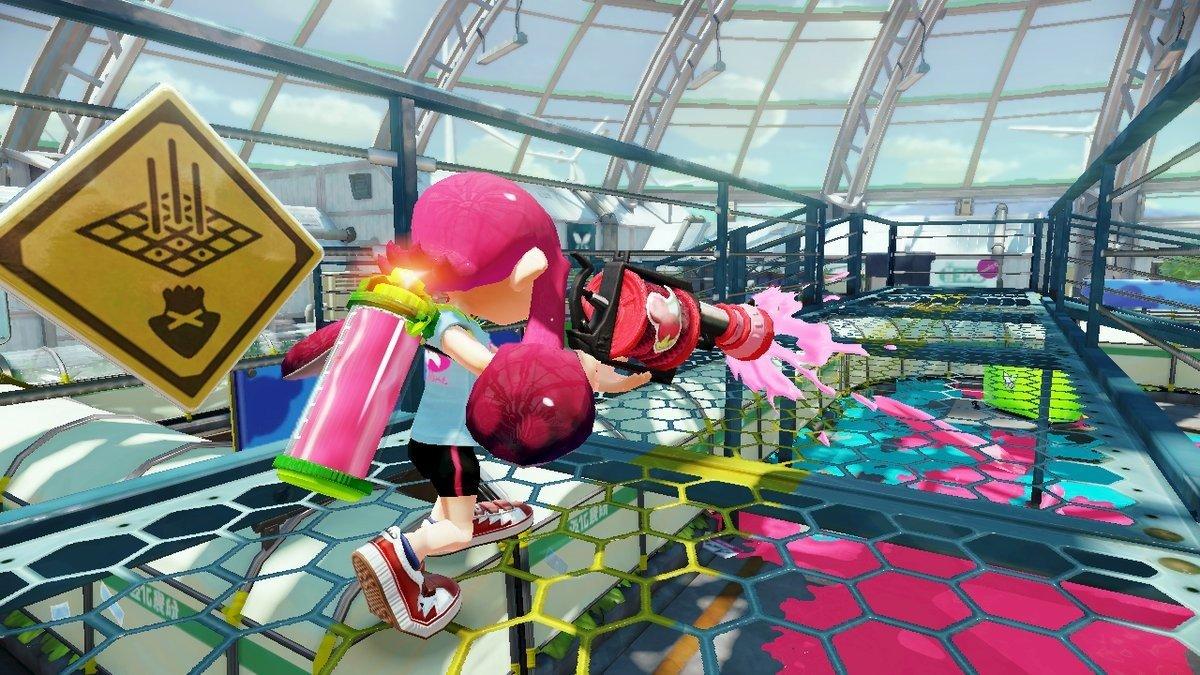 Nintendo regala una Nintendo NX en un torneo de Splatoon