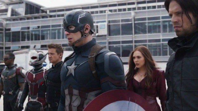 Capitán América: Civil War casi introduce a un famoso personaje de Hulk