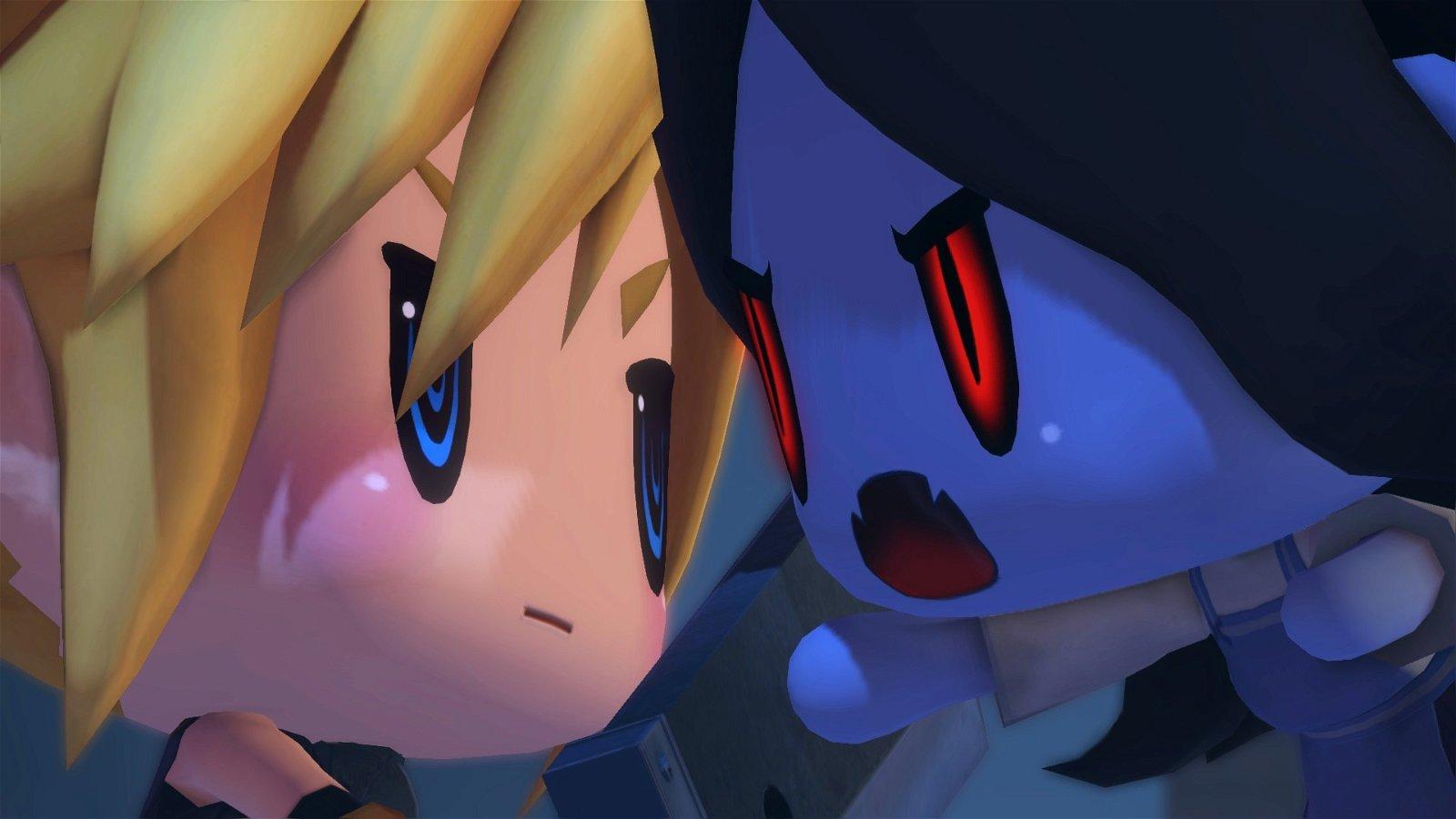 Square Enix presenta cuatro nuevos Mirages de World of Final Fantasy