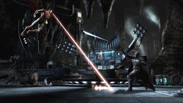E3 2016 U-tad: Injustice 2 filtra un cartel promocional