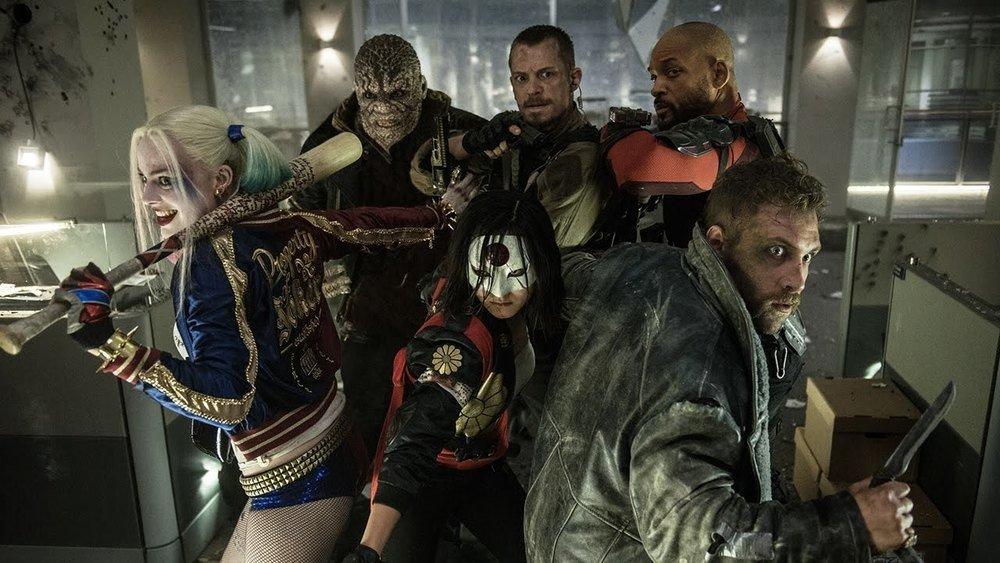 Escuadrón Suicida presenta su tráiler de la Comic-Con