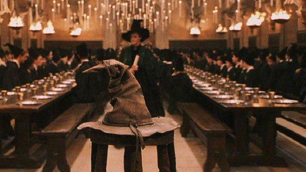 Harry Potter: Sus actores pasan de nuevo el sorteo de Casas de Hogwarts