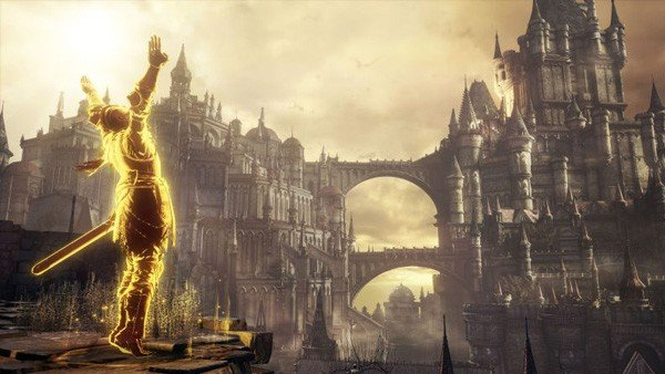 Dark Souls 3: The Fire Fades Edition ya está disponible