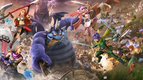 Dragon Quest XI confirma su lanzamiento para Nintendo NX