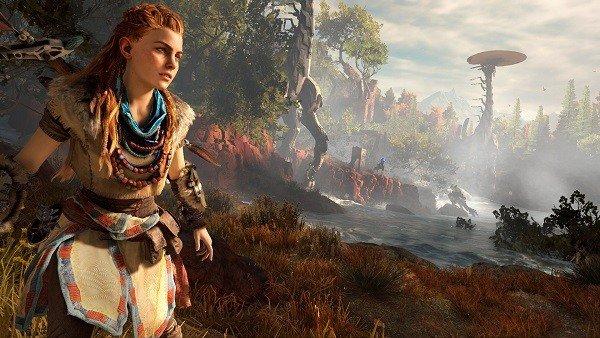 E3 2016 U-tad: Horizon: Zero Dawn se muestra en un nuevo y espectacular gameplay