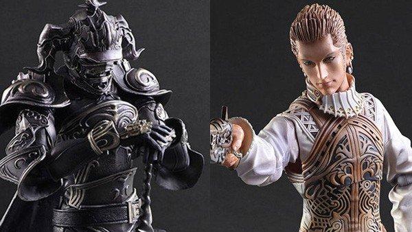 Final Fantasy XII presenta nuevas figuras de coleccionista
