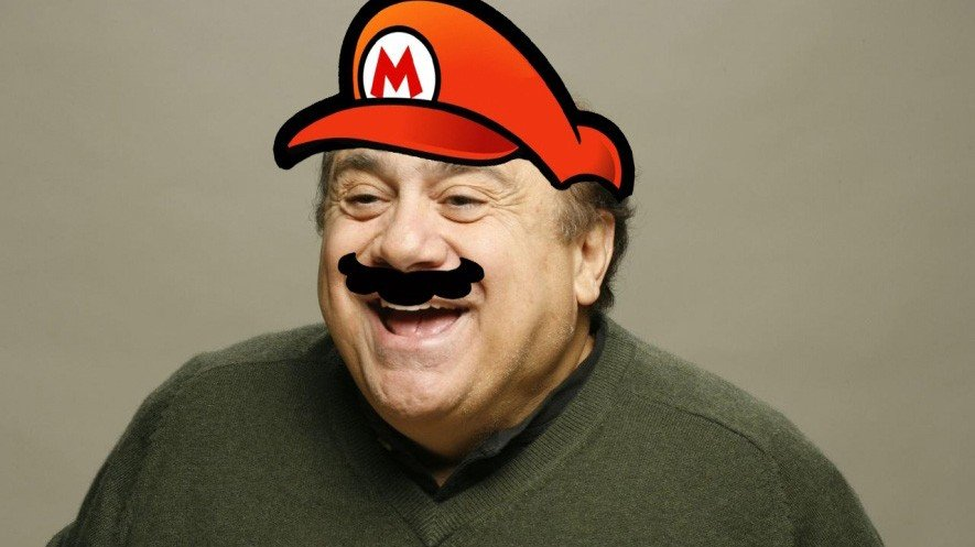 El director de Super Mario Bros. quería a Danny DeVito como Mario