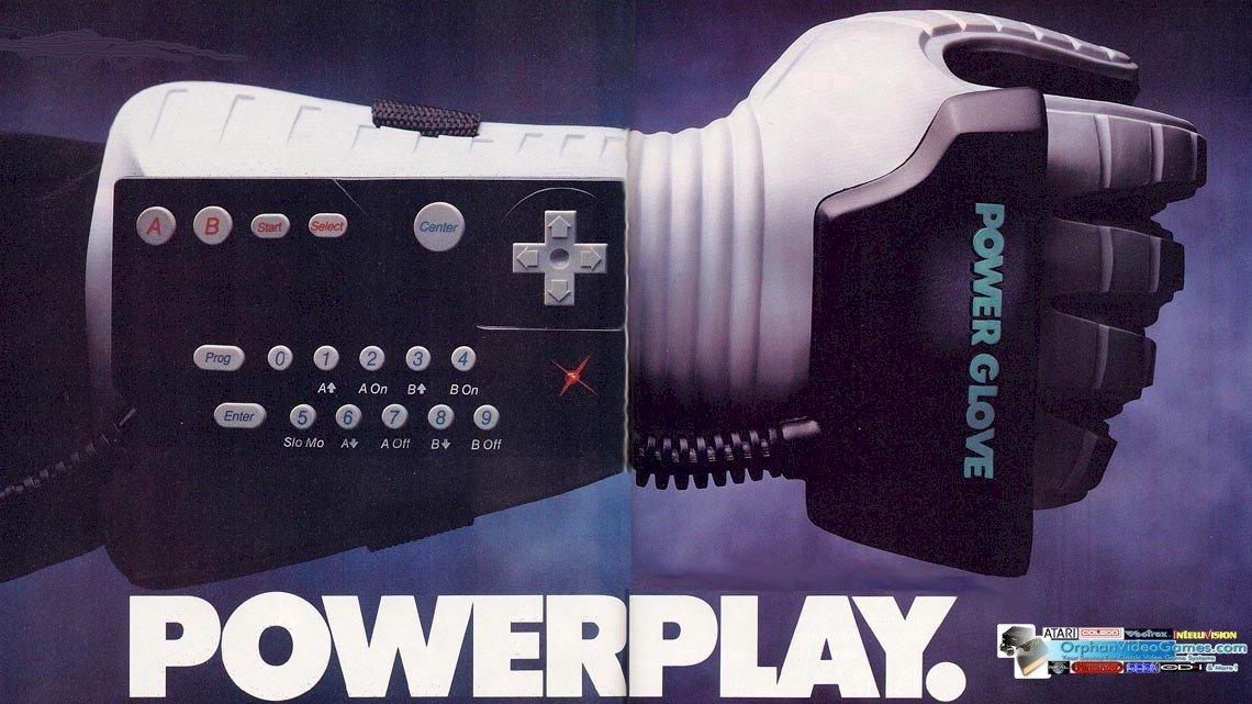 Hackea el Power Glove de Nintendo para hacer volar un dron