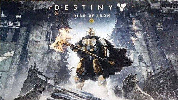 Destiny: Rise of Iron llegará en septiembre a Xbox One y PlayStation 4