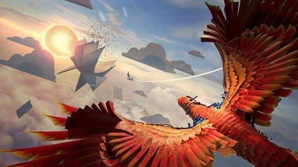 How We Soar, videojuego para PlayStation VR en el que encarnas a un fénix, llegará este año