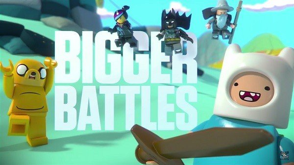 E3 2016 U-tad: LEGO Dimensions anuncia nuevos personajes