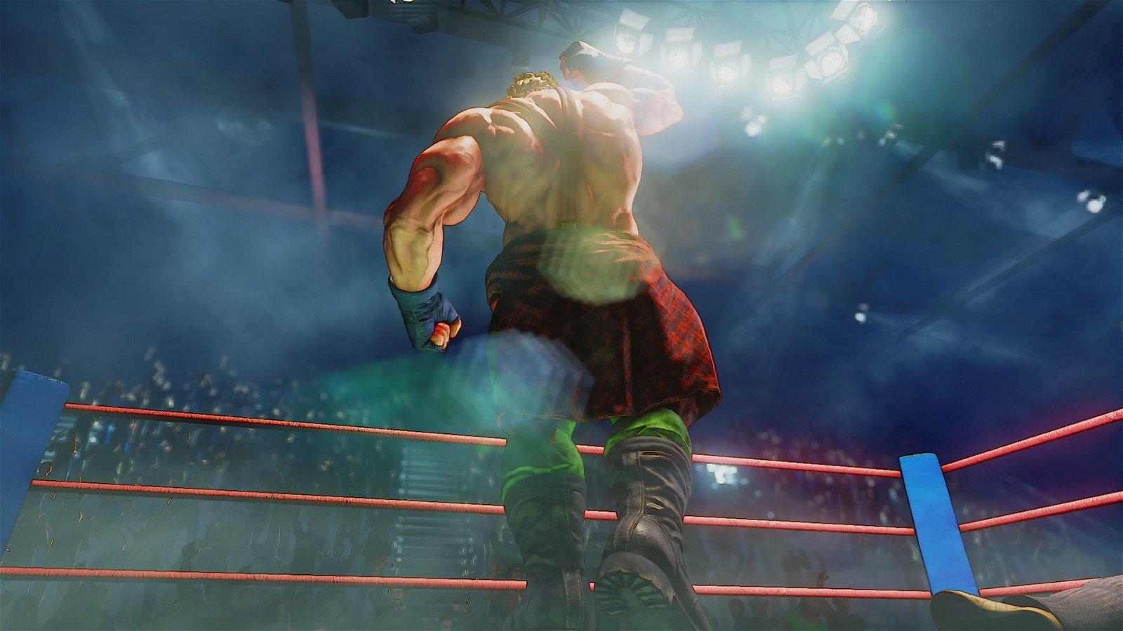 Street Fighter V: Se desvelan sus personajes rechazados