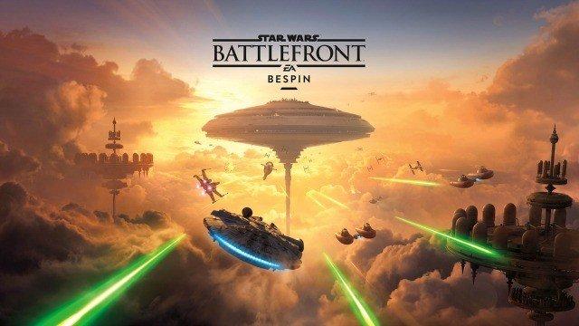 Star Wars: Battlefront: Bespin llegará el 21 de junio