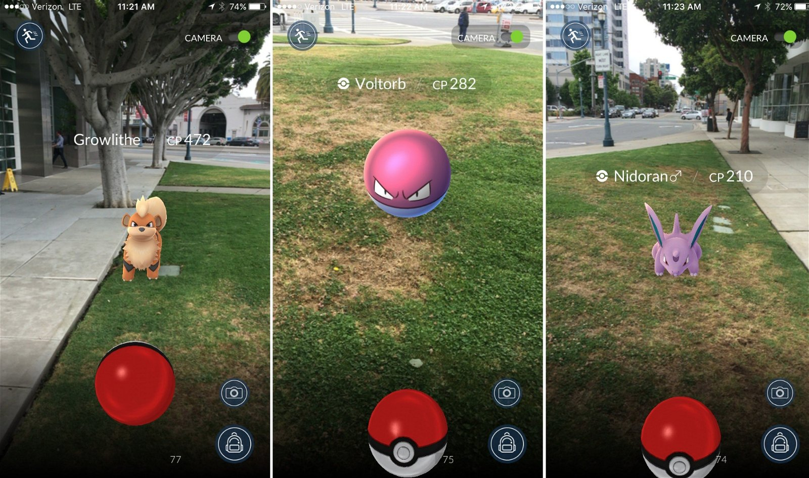 Niantic promete actualizaciones quincenales para Pokémon GO