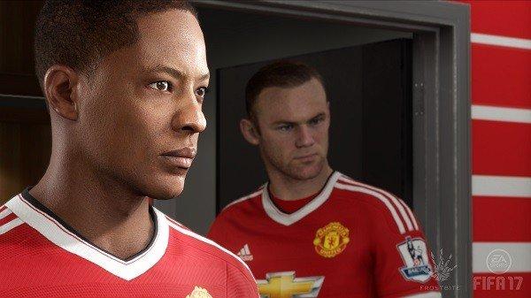 E3 2016 U-tad: FIFA 17 presenta su modo historia
