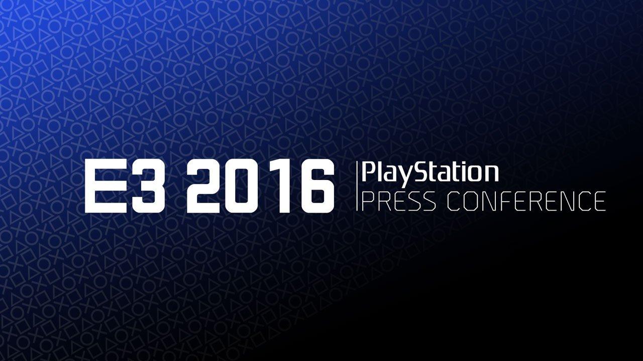 E3 2016 U-tad: Sigue la conferencia de Sony con nosotros en directo a las 3:00h