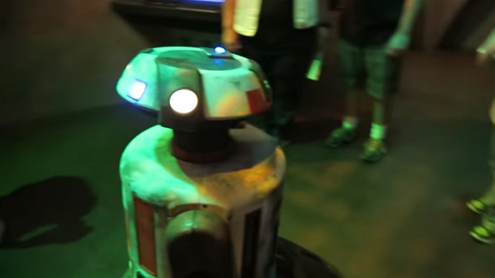 Star Wars: Disney está creando nuevos droides para sus parques temáticos