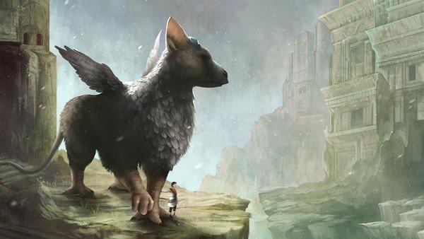 Juego E3 2016 U-Tad del día: The Last Guardian