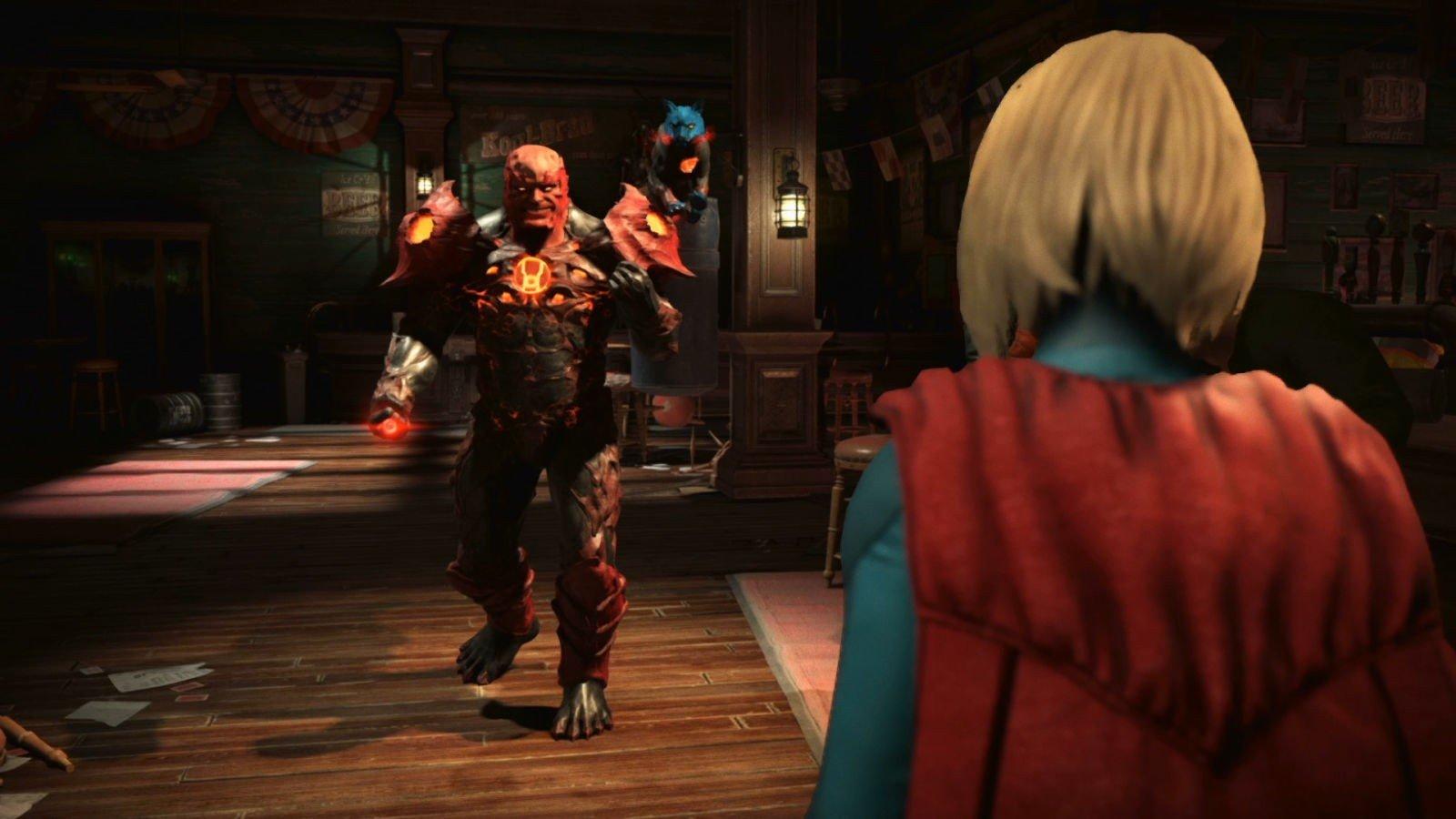 E3 2016 U-tad: Injustice 2 presenta su primer tráiler