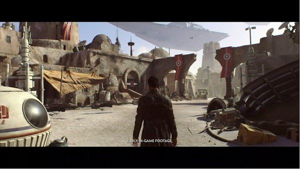 E3 2016 U-tad: Electronic Arts prepara múltiples juegos de Star Wars