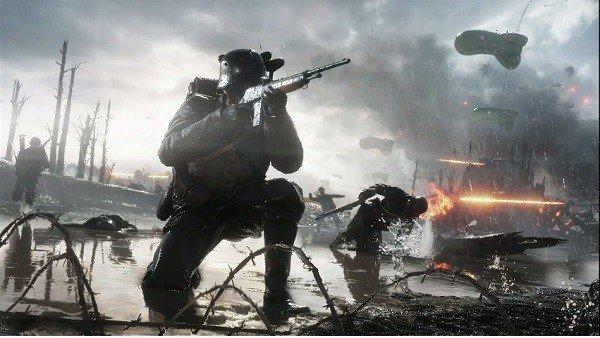 E3 2016 U-tad: Battlefield 1 estrena un nuevo tráiler y revela nuevos detalles