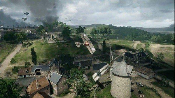 Battlefield 1: Cinco minutos de jugabilidad del francotirador