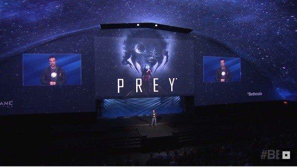 E3 2016 U-tad: El nuevo Prey no tiene nada que ver con el cancelado Prey 2