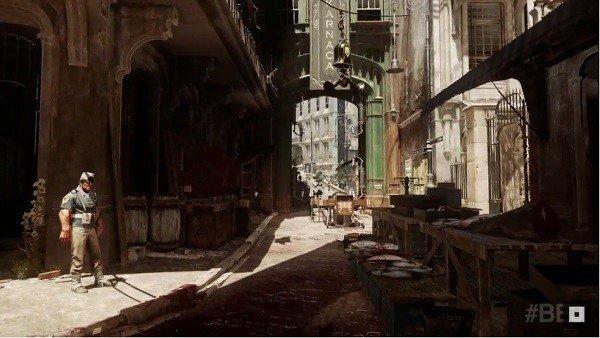 E3 2016 U-tad: Dishonored 2 se muestra en nuevos tráilers
