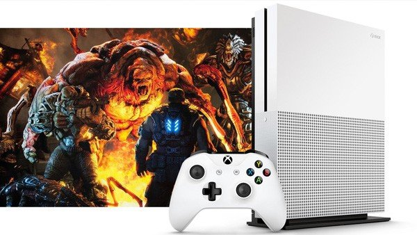 Xbox One S, filtrada en una serie de imágenes